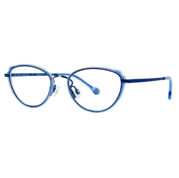 Red Rose Pavia Eyeglasses