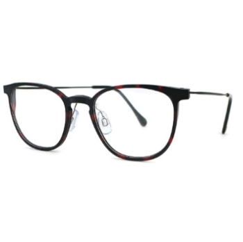 Red Rose Treviso Eyeglasses