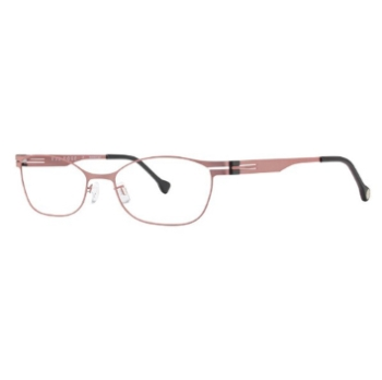 Red Rose Viola Eyeglasses