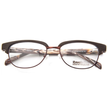 Revolution w/Magnetic Clip Ons REV750 w/Magnetic Clip-on Eyeglasses