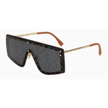 Fendi Men Ff M 0076/G/S Sunglasses