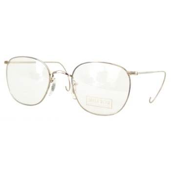 Savile Row Quadra Curl Eyeglasses