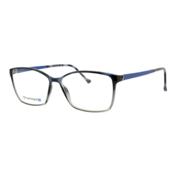 Stepper Stainless Steel 10053 STS Eyeglasses