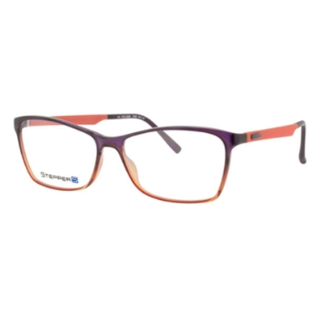 Stepper Stainless Steel 10060 STS Eyeglasses