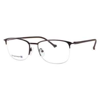 Stepper Stainless Steel 40102 STS Eyeglasses