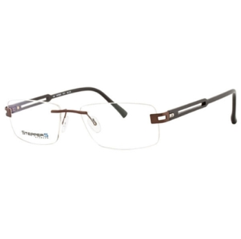 Stepper Stainless Steel 70301 STS Eyeglasses