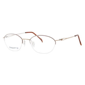 Stepper Titanium 2011 STS Eyeglasses