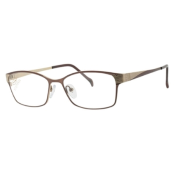 Stepper Titanium 50086 SI Eyeglasses
