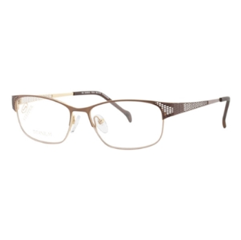 Stepper Titanium 50121 SI Eyeglasses