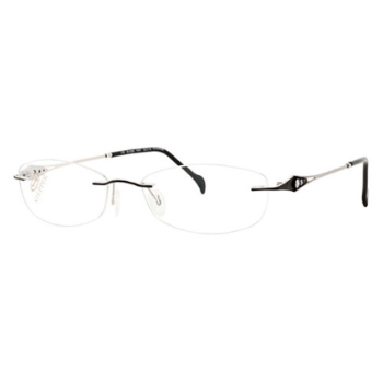 Stepper Titanium 7295 SI Eyeglasses