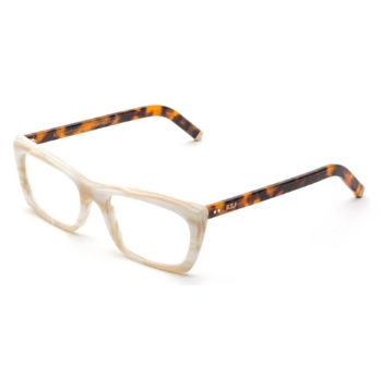 Super Fred IDB1 XL0 Shell Eyeglasses