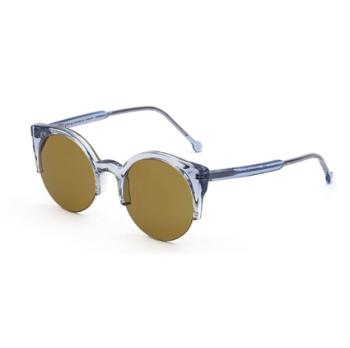 62770df2a7 Super Lucia I280 572 Candy Blue Large Sunglasses