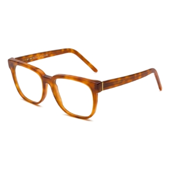 Super People IRO3 626 Light Havana Large Eyeglasses