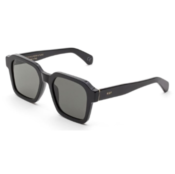 Super Vasto IIL5 17Z Black Sunglasses