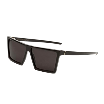 Super W IGAV 298 Black Sunglasses