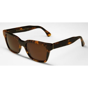 Super America I6VL 488 Dark Havana Large Sunglasses