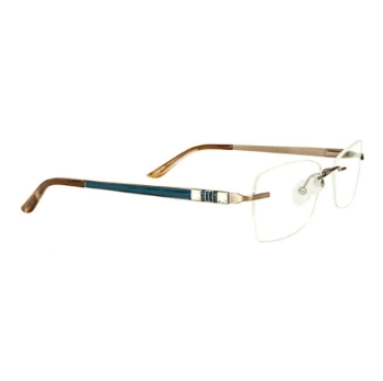 Totally Rimless TR 197 Eyeglasses