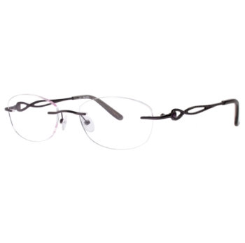 Totally Rimless TR 223 Eyeglasses