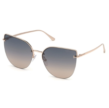 Tom Ford FT0652 Ingrid-02 Sunglasses