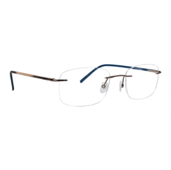 Totally Rimless TR 214 Eyeglasses