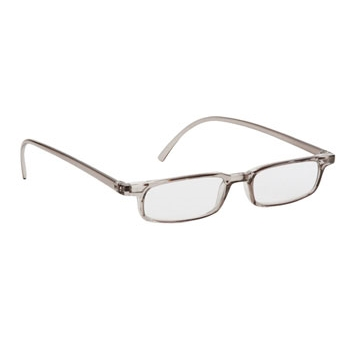 Hilco Readers VR107 Grey Half-Eye Reader Readers