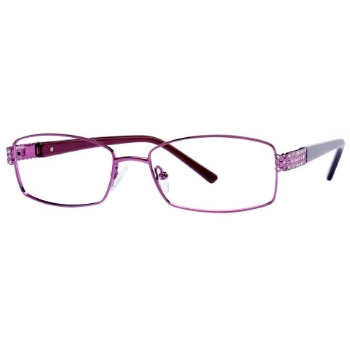 Vivid Womens Embellishment 682 Eyeglasses