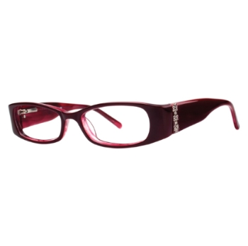 Vivid Womens Embellishment 696 Eyeglasses