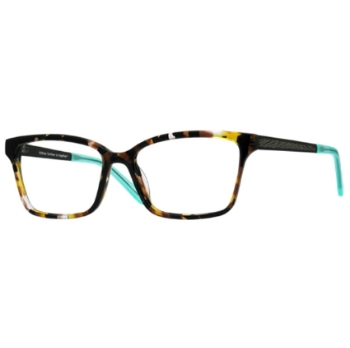 Wildflower Cornflower Eyeglasses