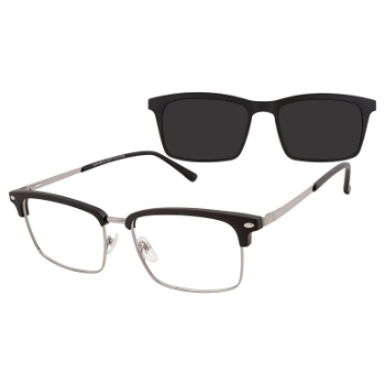 XXL Leonard w/ Magnetic Clip-On Eyeglasses
