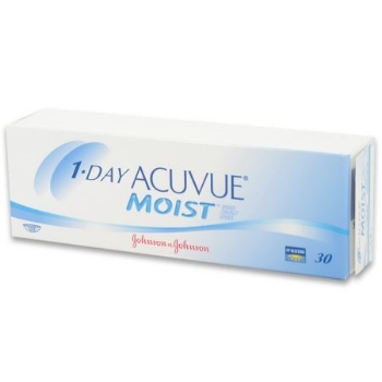 Acuvue ACUVUE 1-Day Moist 30 pack Contact Lenses