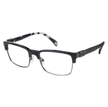 0522b65482 Balmain Paris 18mm Bridge Eyeglasses