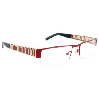 Boucheron Paris BEO 102 Eyeglasses