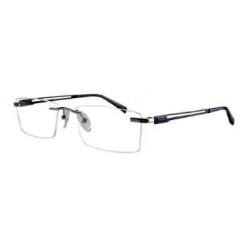 Bulova Twist Titanium Gatlinburg Eyeglasses