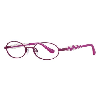 B.U.M. Equipment Fluffy Eyeglasses
