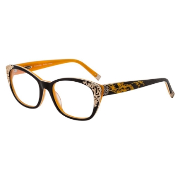 Coco Song Lucky Dragon Eyeglasses