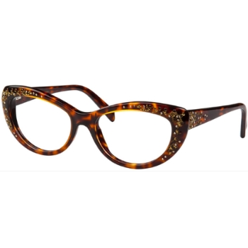 Cutting Edge by Bellagio Heather Eyeglasses