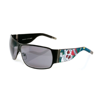 Ed Hardy EHS 012 Love Kills Slowly Sunglasses