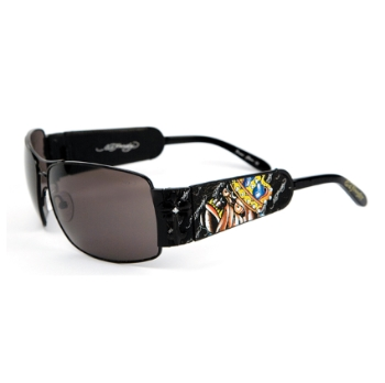 Ed Hardy EHS 017 King of Beasts Sunglasses