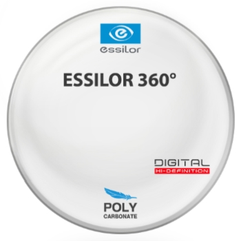 Essilor 360 Digital Polycarbonate Lenses
