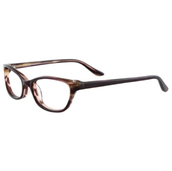 MDX - Manhattan Design Studio S3283 W/Magnetic Clip-ons Eyeglasses