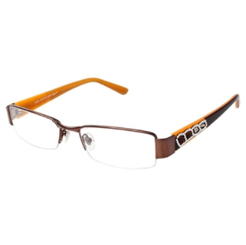 Jimmy Crystal New York Impulse Eyeglasses