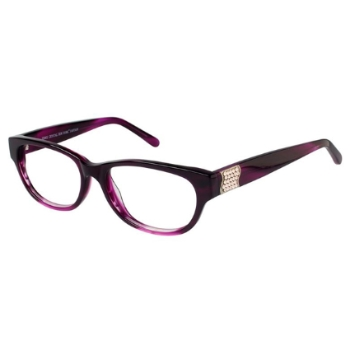 Jimmy Crystal New York Fantasy Eyeglasses