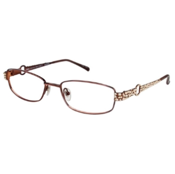 Jimmy Crystal New York Inspired Eyeglasses