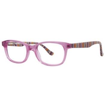 Kensie Girl Stripes Eyeglasses