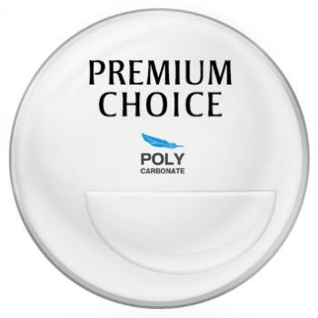 Premium Choice Polycarbonate Bi-Focal FT-35 Lenses