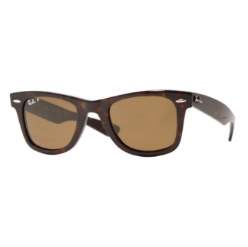 Ray-Ban RB 2140 Original Wayfarer with Polarized Lenses Sunglasses