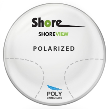 Shore Lens Shore View Polarized [Gray] Polycarbonate Progressive Lenses