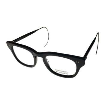 Shuron Sidewinder w/ Relaxo Cable Temples Eyeglasses
