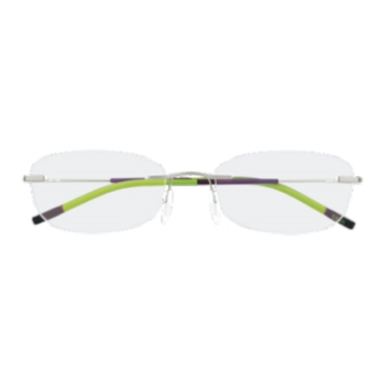 Silhouette 6637 (7581 Chassis) Eyeglasses