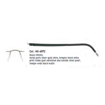 Silhouette 7642 Chassis Eyeglasses